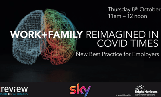 Work+Family Reimagined in COVID times: New Best Practice for Employers 08/10/2020