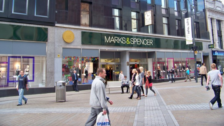 M&S pledges 10,000 employment opportunities for struggling individuals