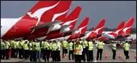Emergency arbitration hearing as Qantas strike disrupts 13,000 travel plans