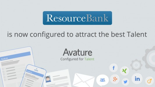 ResourceBank implements Avature for talent attraction effectiveness