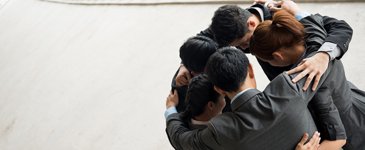 Three quarters of workers want physical contact banned in the workplace