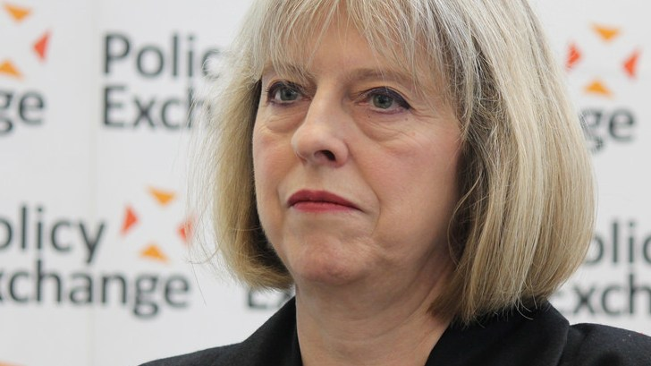 Theresa May promises workplace reforms in new manifesto
