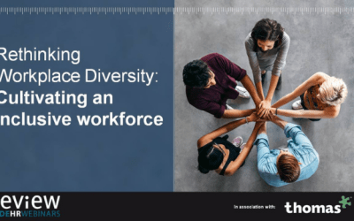 Rethinking Workplace Diversity: Cultivating an inclusive workforce – 08/04/2021