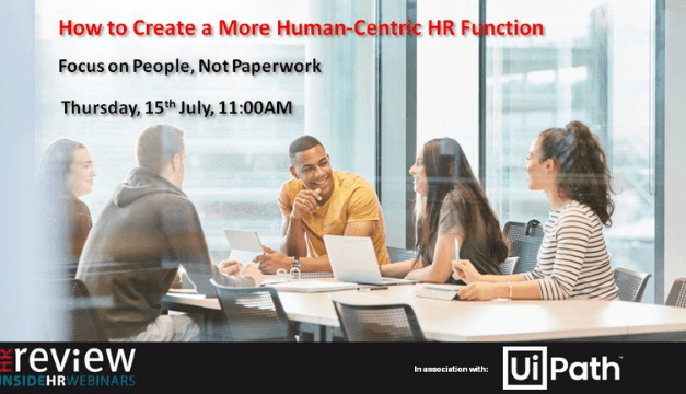 How can your business create a more human-centric HR function?
