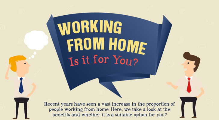 Infographic: Working from home