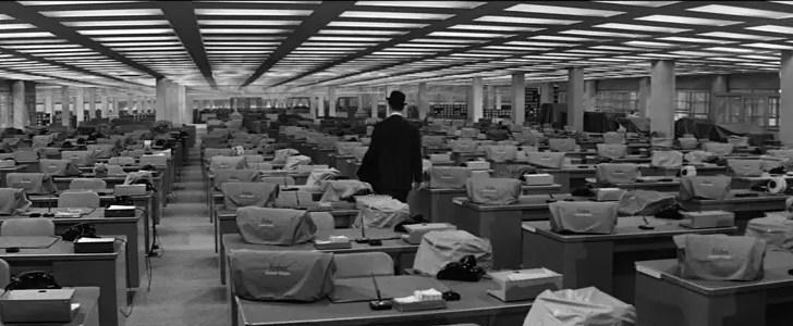 New York schools start to drop desks, will workplaces follow suit?