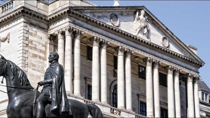 Bank of England under expenditure budget scrutiny
