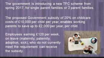 Childcare & Employers:Vouchers to Tax-free. What you need to know