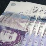 Pay awards to rise by 2.5 per cent by September 2022