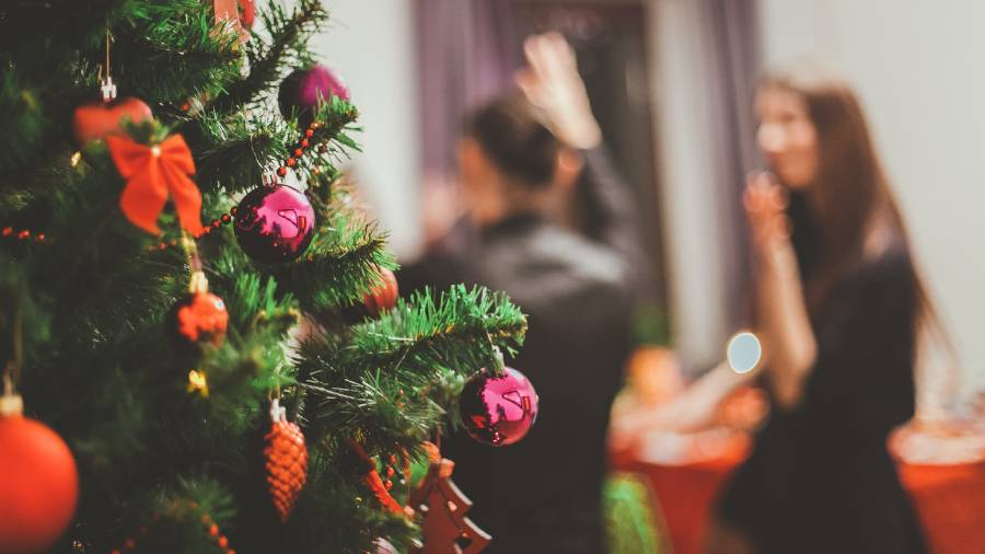 Are virtual Christmas parties essential to boosting morale?