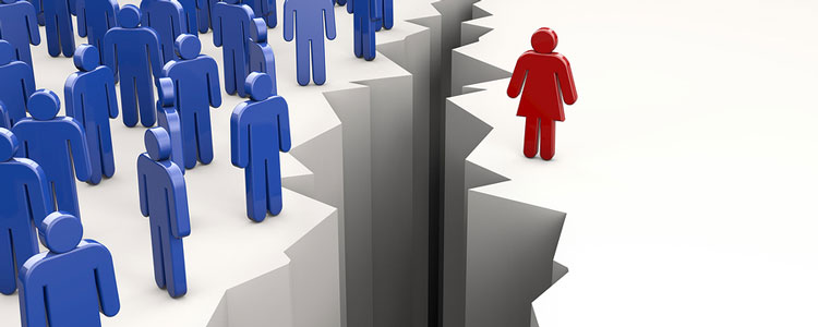Female managers still paid less than male peers