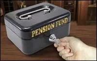 Less than half saving into a pension