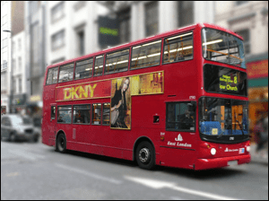 Bus drivers step up Olympics action