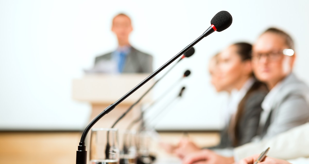 Half of CEO's question the value of internal events