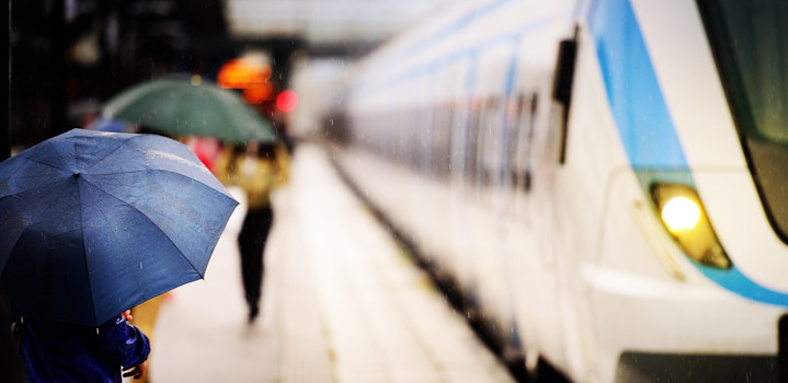 Three quarters of young Brits say commuting is harming their mental health