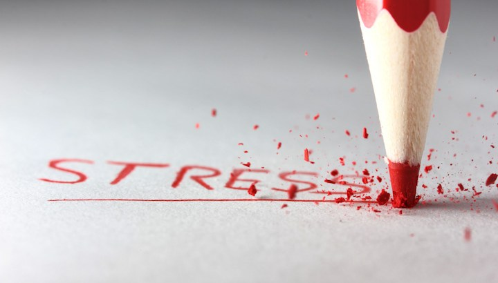 Nearly half of workers feel that stress is regarded as a sign of weakness