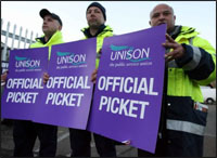 Majority of public sector staff don't back industrial action