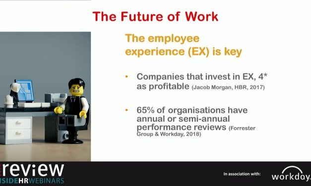 The Future of Work: Part 1
