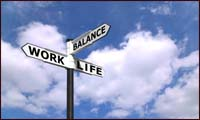 Recession has affected the work-life balance