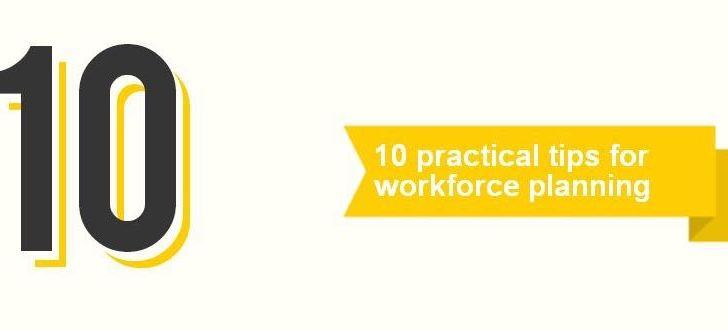 Infographic: Workforce planning