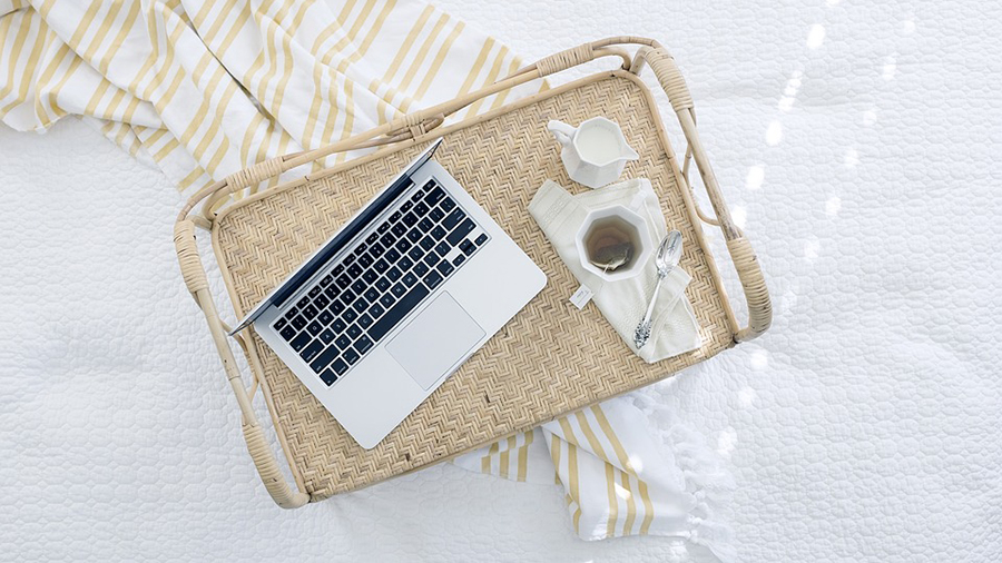 Tips on how to manage stress whilst working at home