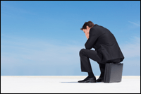 Two-fifths have suffered redundancy or long-term illness at work
