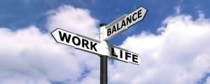 How do you obtain a work and family life balance?
