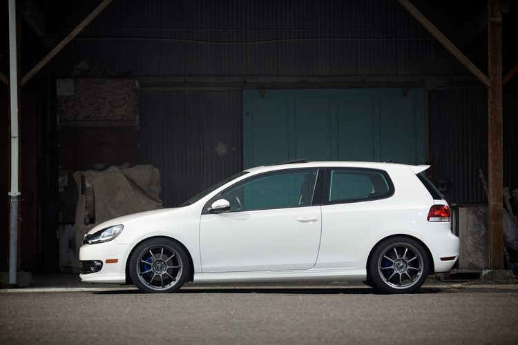 HR Project Golf 6 TDI  Projects  HR Special Springs LP