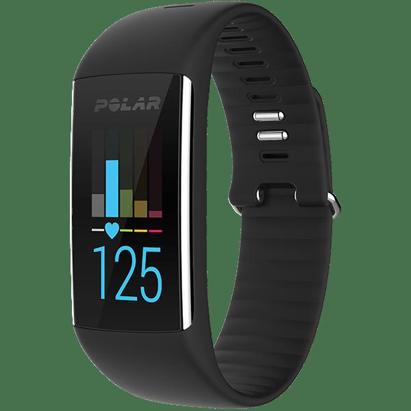 Polar A360 Bluetooth Strapless Heart Rate Monitor ...
