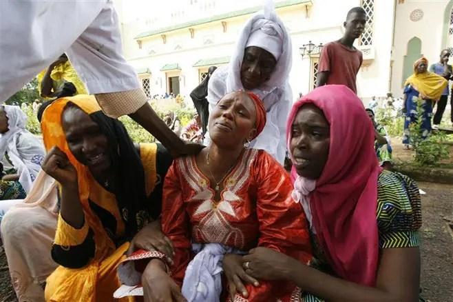 54 ans de conflits qui n'ont provoqué que des larmes et la misère