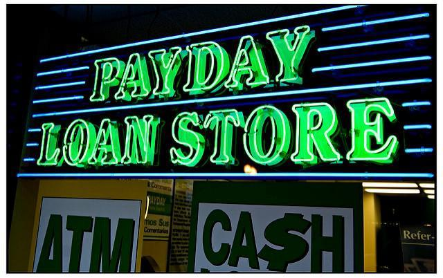 payday advance borrowing products for those who have unfavorable credit ratings