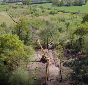 HS2 move to imprison peaceful protester