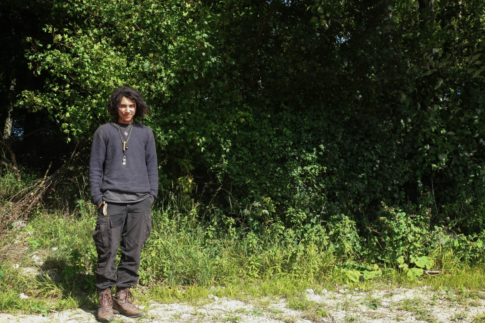 Young conscientious protector faces prison for defending ancient woodland from destruction by HS2 project