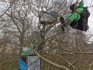 Stop HS2 Camp Eviction