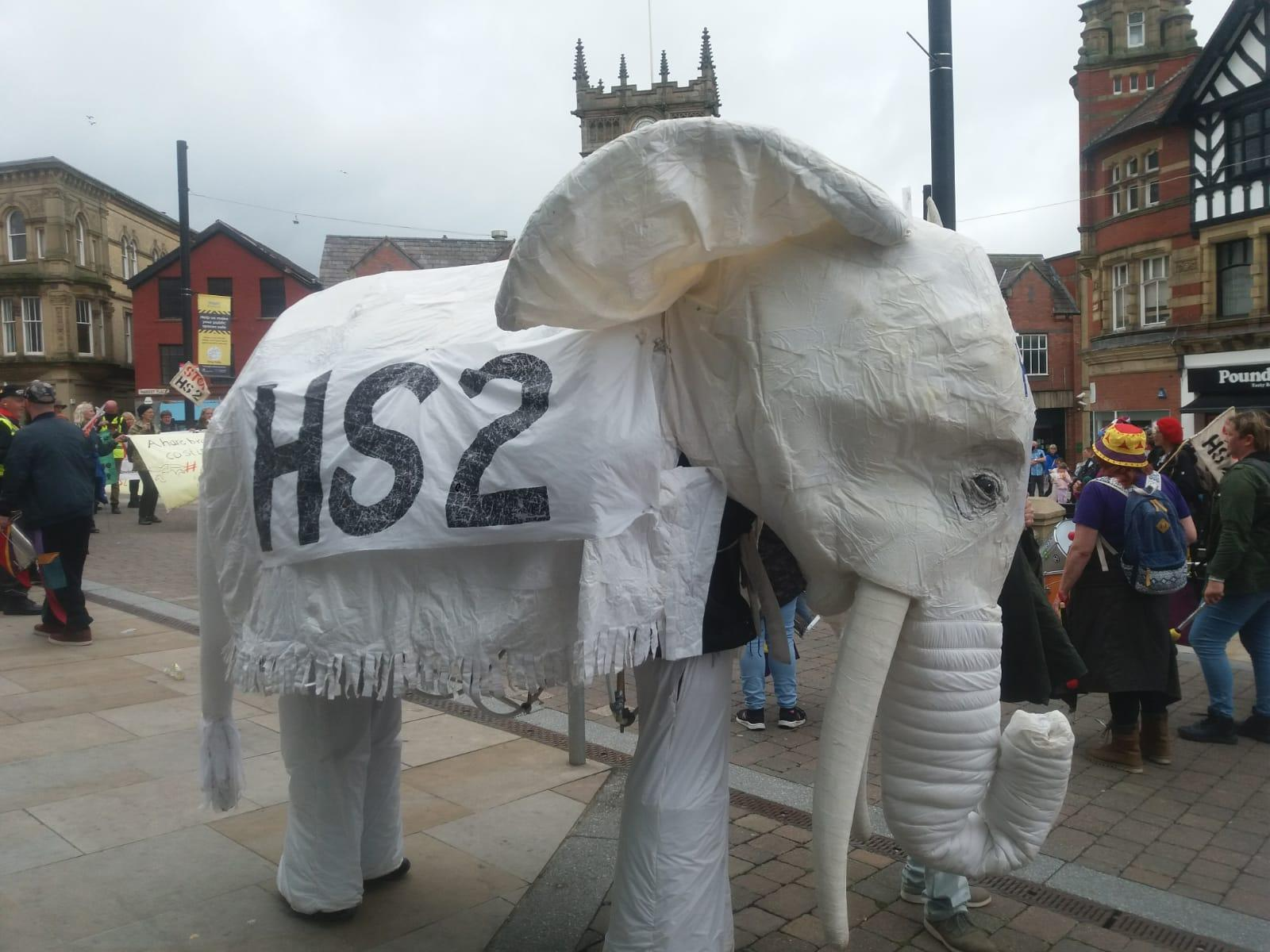 Demilitarise Education, Kill the Bill, and Stop HS2
