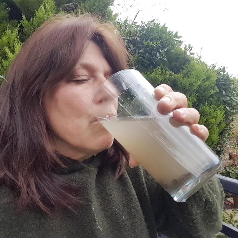Water Contamination - Dirty Water Glass