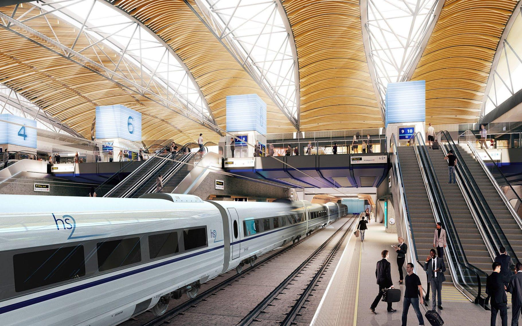HS2 is worse value for money than improving existing rail network
