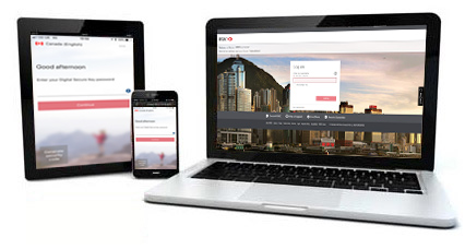 Online Banking Hsbc Bank Canada