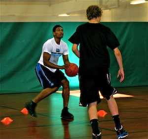 A Pros Perspective – PBL MVP Perry Petty On Training At HSB Academy