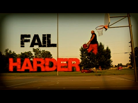Powerful Message – I Challenge You To Fail Harder!