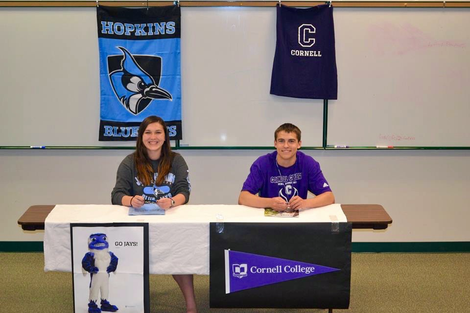 Alumni Tracker – HSB Seniors Commit To Play College Sports!
