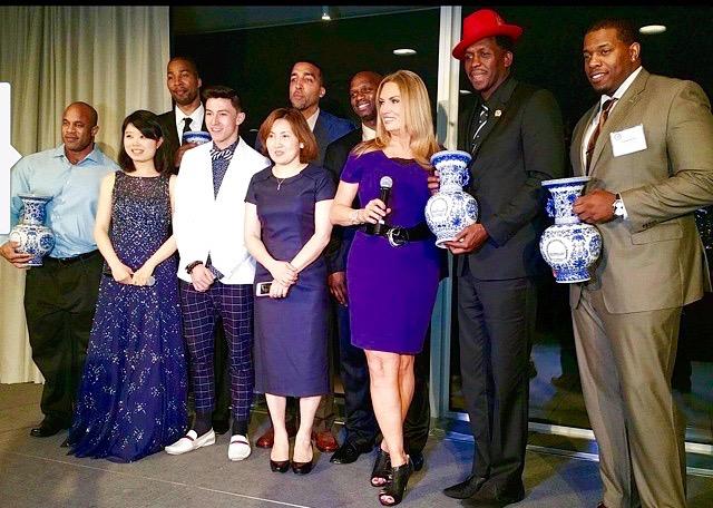 In The News – Felipe Lopez Receives UN Philanthropy Award!
