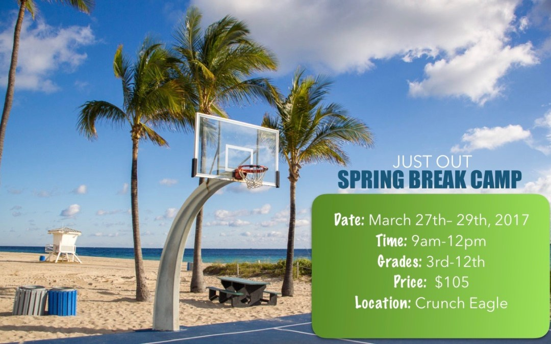 HSB Spring Break Camp Just Added