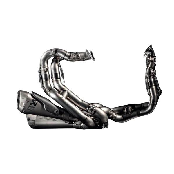 akrapovic ducati v4 v4s v4r panigale titanium full race exhaust system
