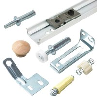 """Bifold Hardware Kit With Track (For 32"""" Bifold Door)   H&S ..."""