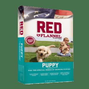 Red Flannel Puppy Formula