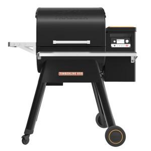 Traeger Timberline 850 Pellet Grill, Black