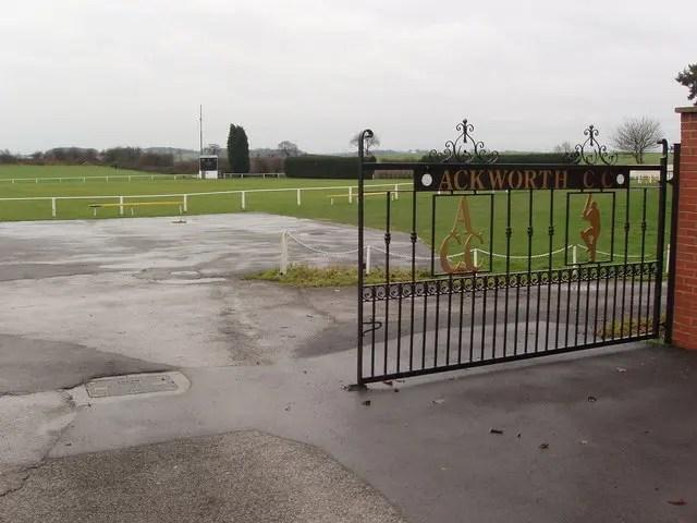 Ackworth Cricket Club