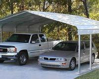 Car Parking Canopy & Large White Car Shade Tent Car ...