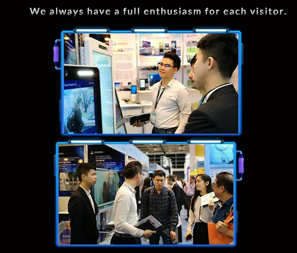 Congratulation To Hushida For HK ICT EXPO - Company News - News - Beijing Hushida Technology Co.,Ltd